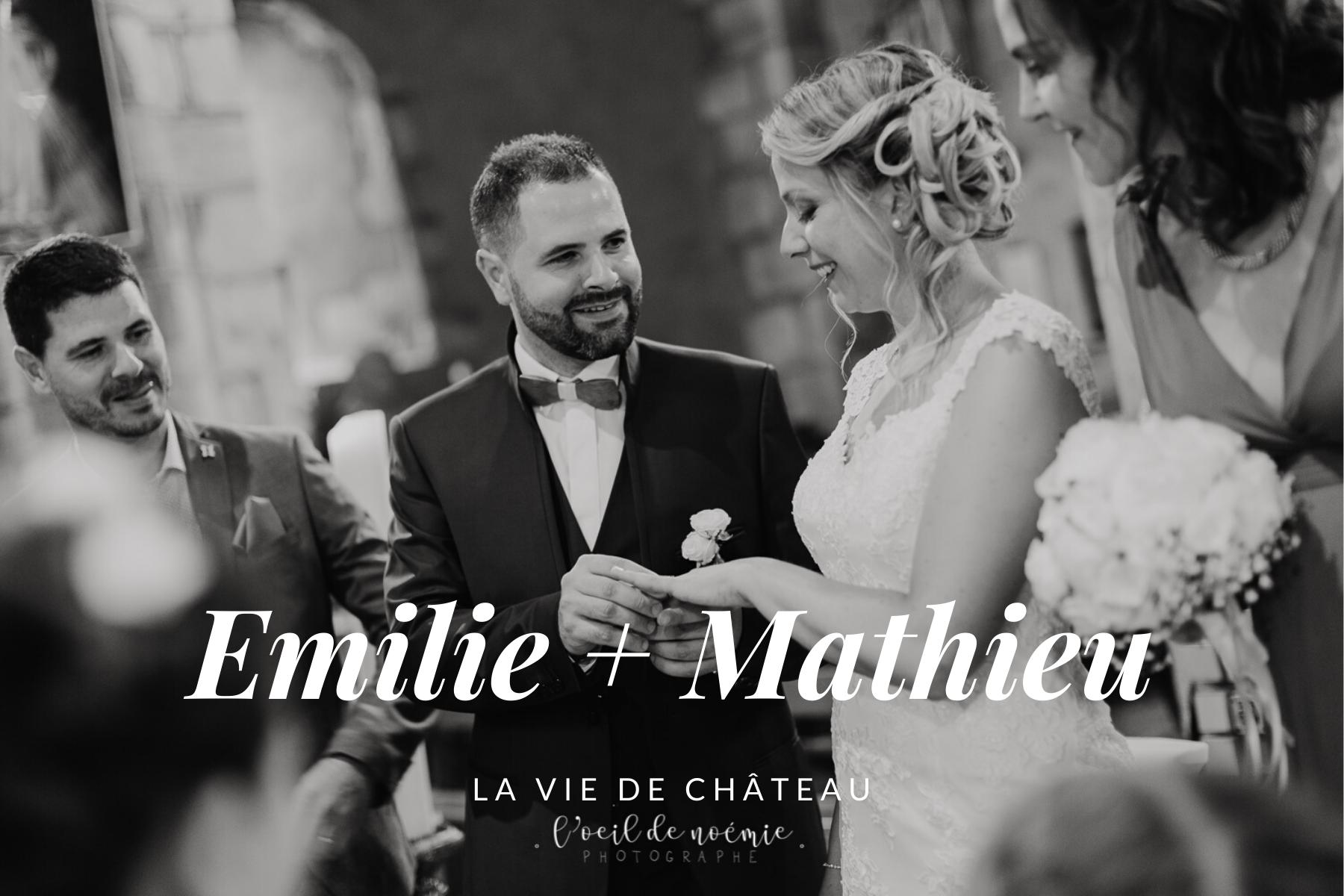 Organisation de mariage au Château de la Canière à Thuret - Hera Mariage Wedding Planner - Auvergne - Puy de Dôme - Clermont-Ferrand - Allier - Haute-Loire - Cantal